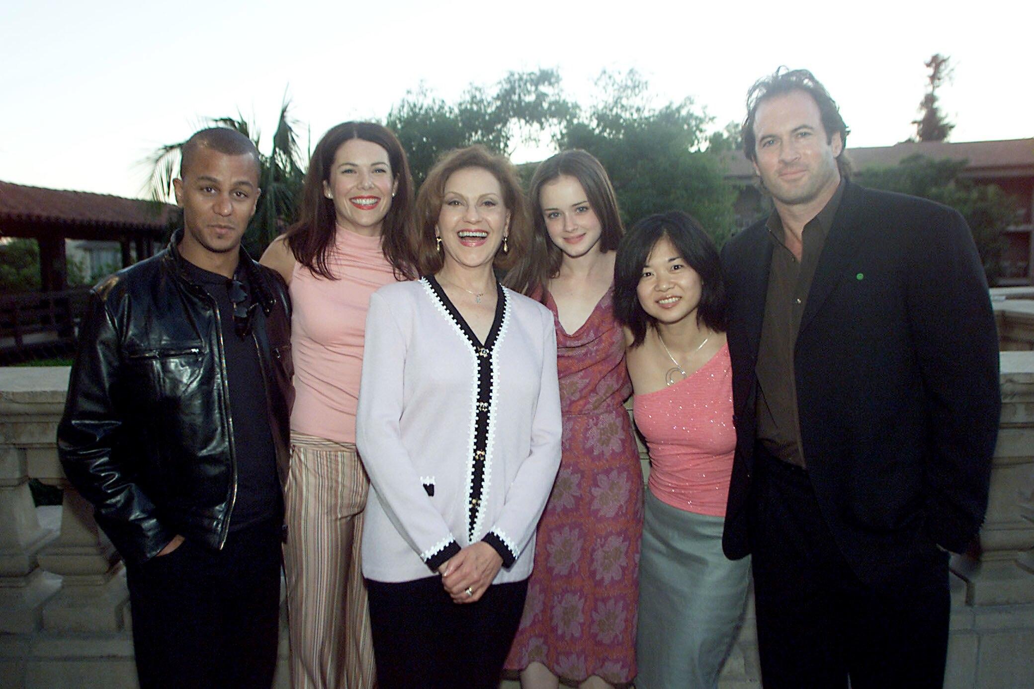 """Die """"Gilmore Girls""""-Stars damals und heute"""