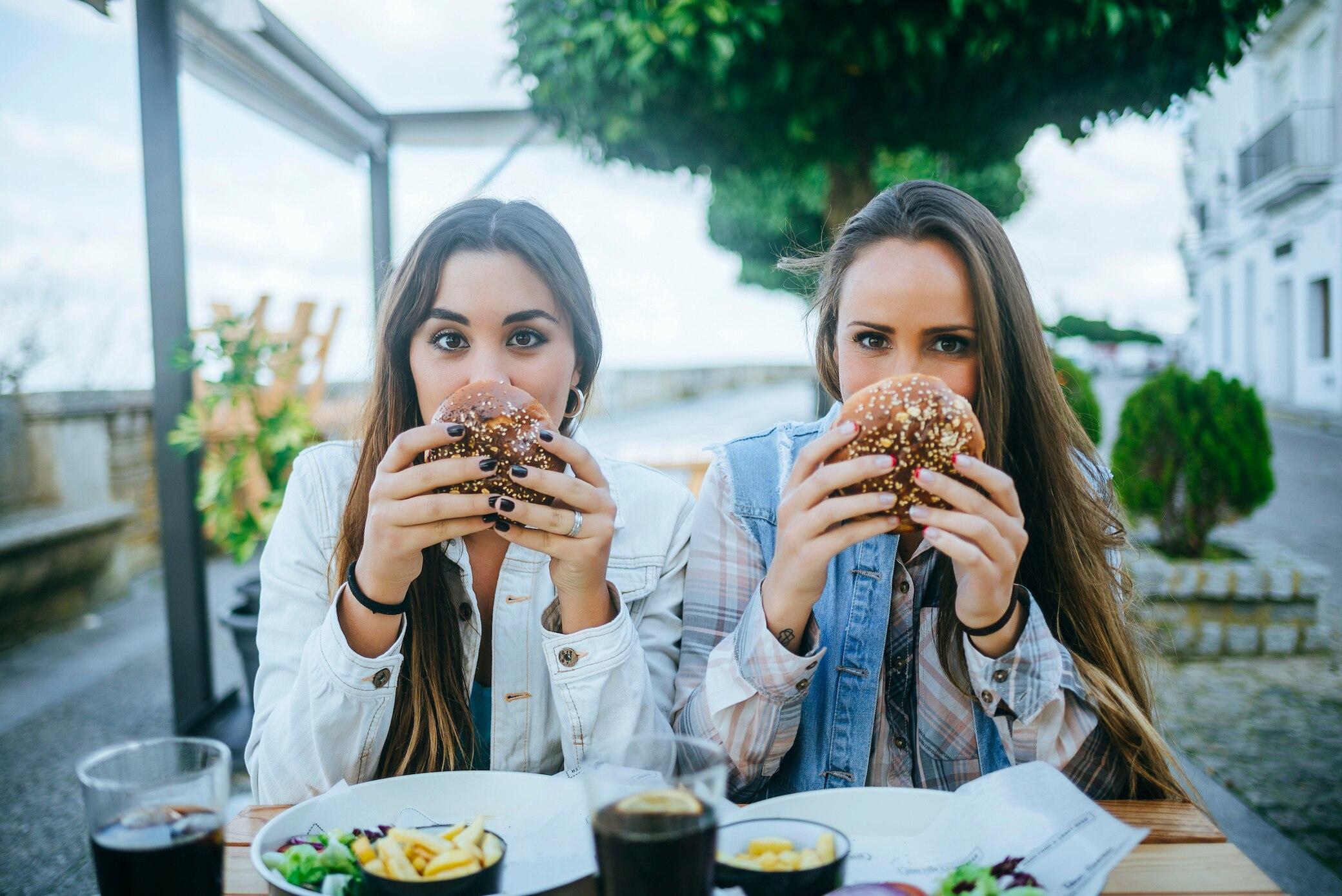 Was das Gesicht über unsere Ernährung aussagt