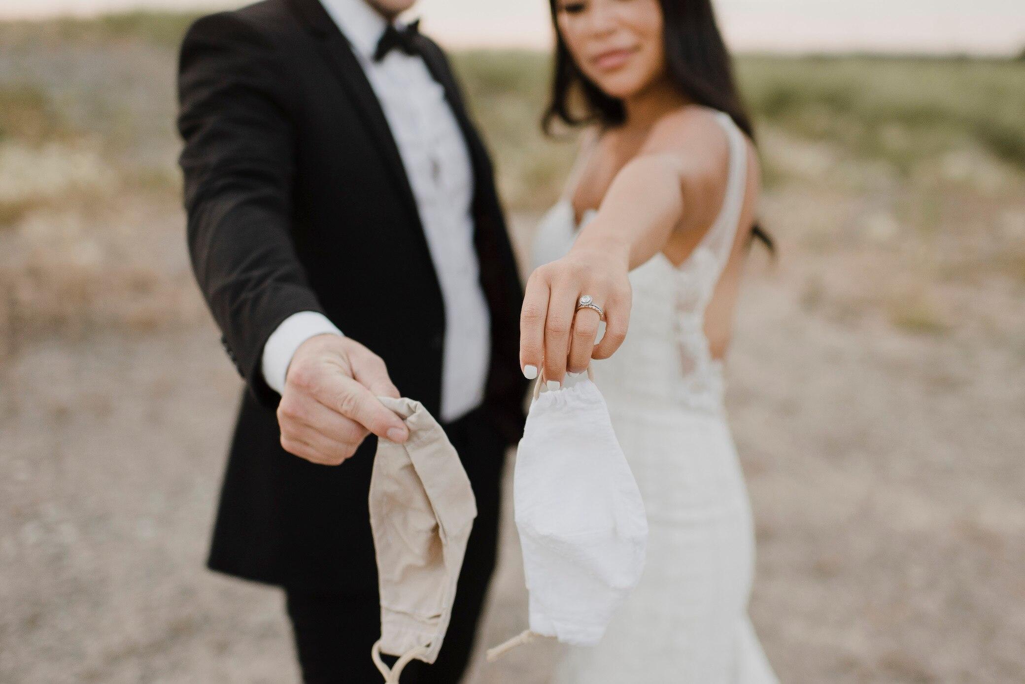 Heiraten trotz Corona: Wo traut man sich am meisten? - STYLEBOOK