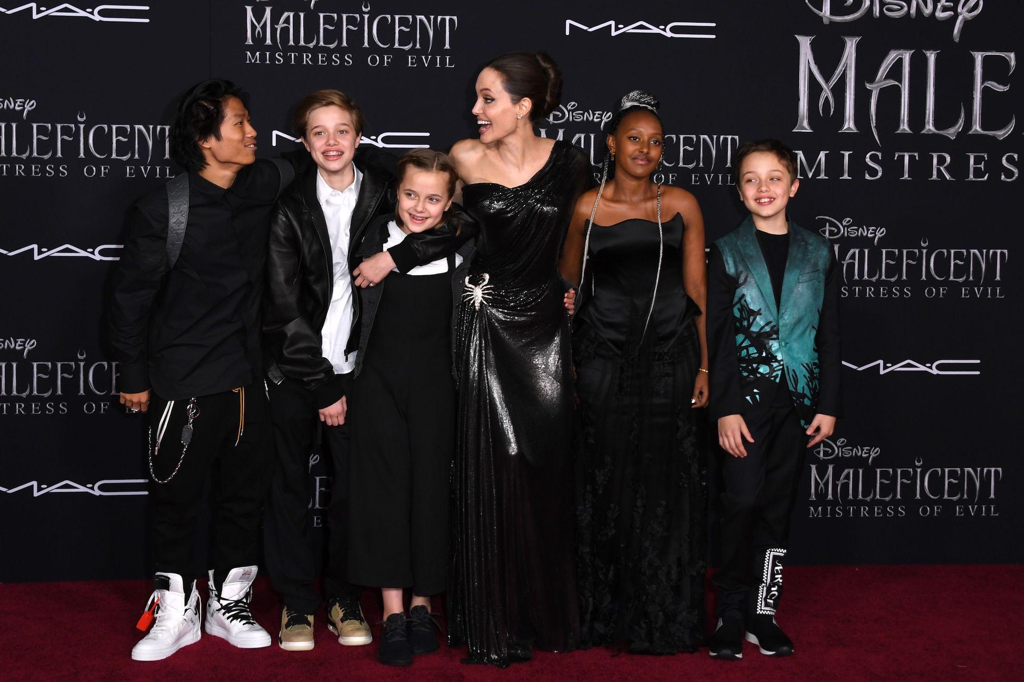 Angelina Jolie: »Muttersein habe ich mir anders vorgestellt - STYLEBOOK
