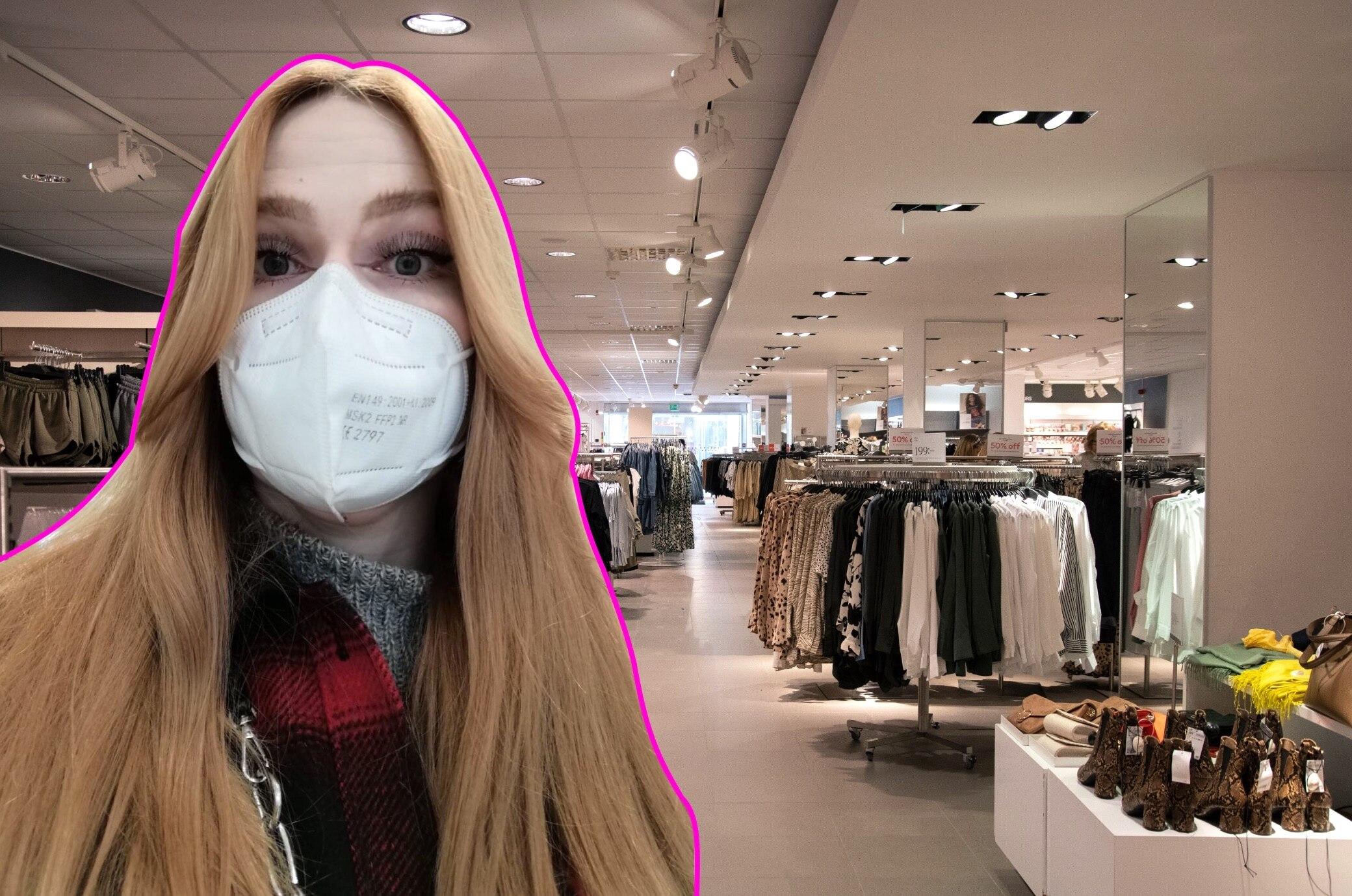 Click & Meet: Mein Shopping-Termin bei H&M im Lockdown - STYLEBOOK
