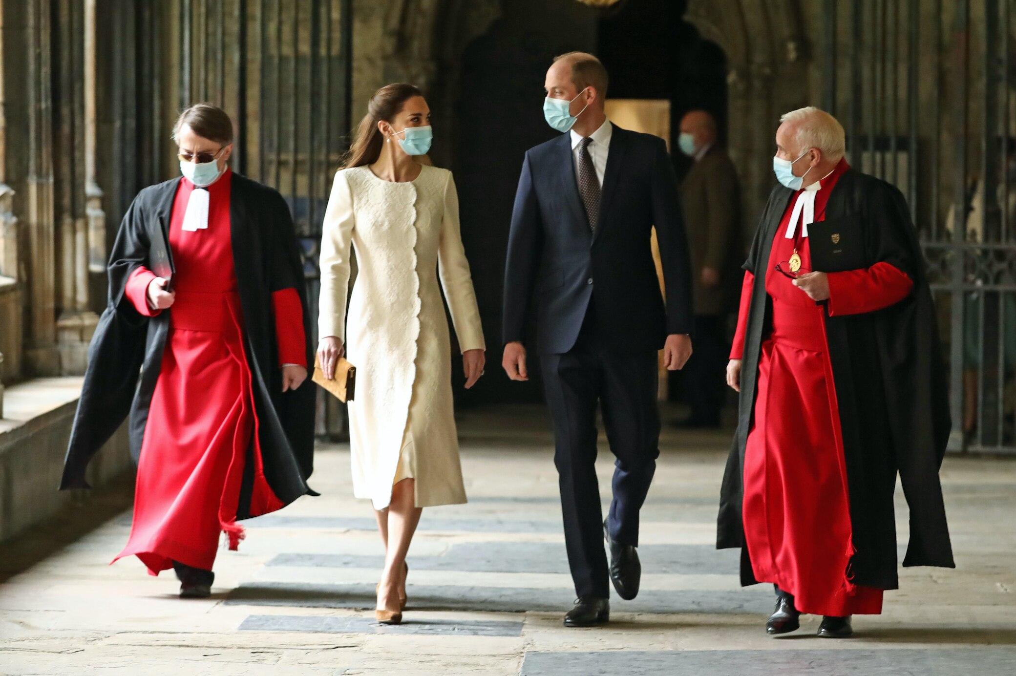 Warum uns Herzogin Kates Auftritt an ihre Hochzeit erinnerte