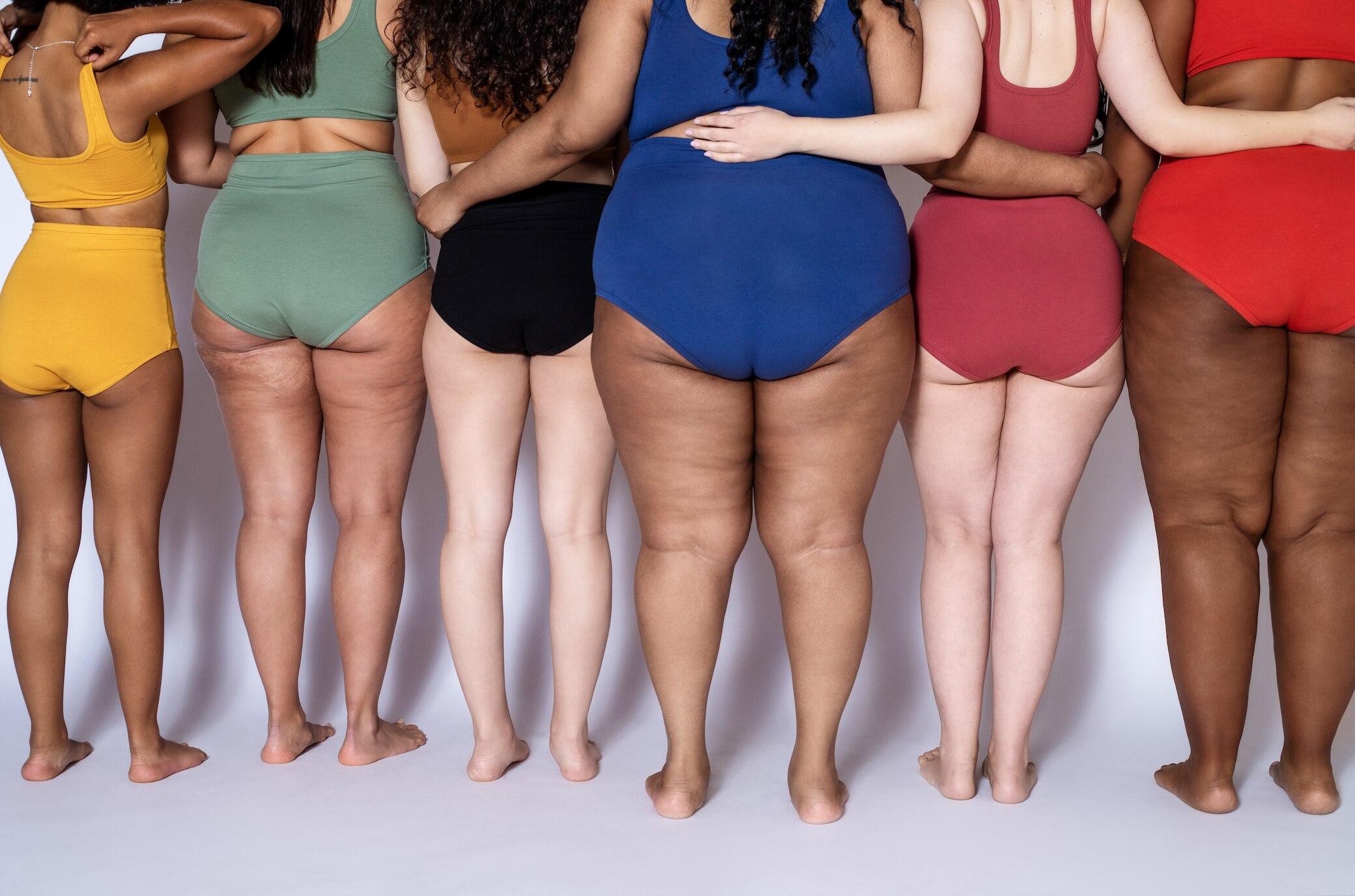 Durch sport weg cellulite Cellulite weg